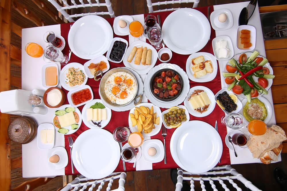 kahvaltı mersin pedias concept