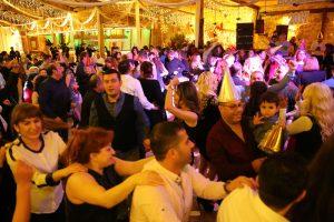 Mersin Pedias Concept Yılbaşı Kutlaması