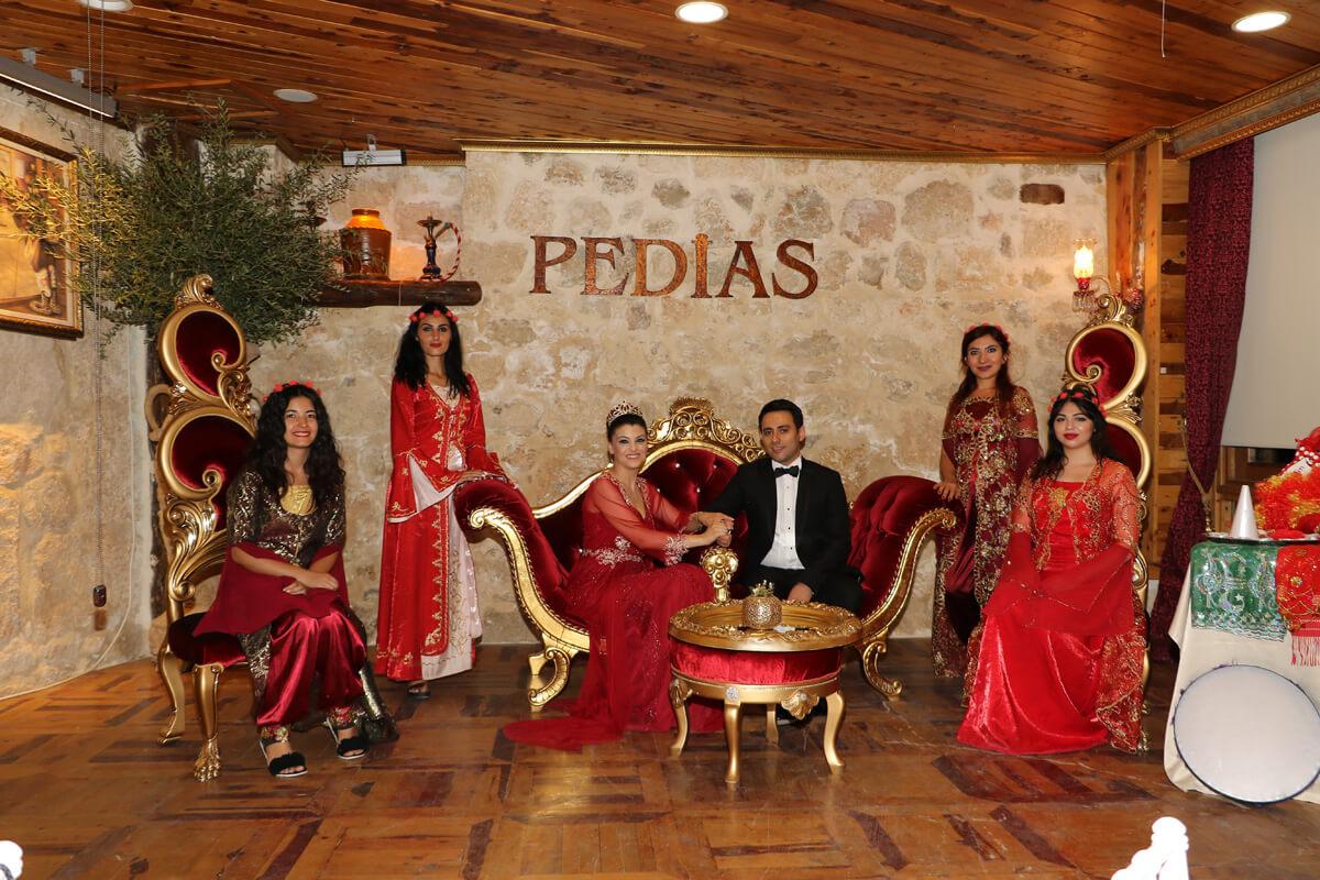 pedias concept kapalı salon kutlamalar
