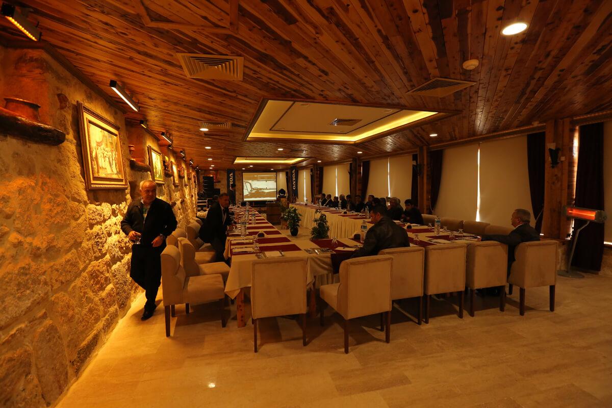 pedias concept kapalı salon